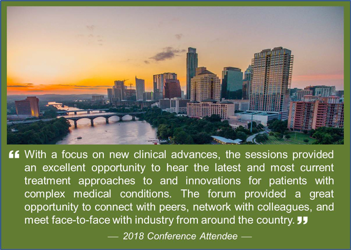 Medical Director/Physician Leadership Forum Testimonial
